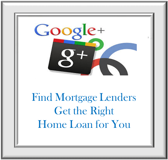 Google+ Mortgage Lender Community