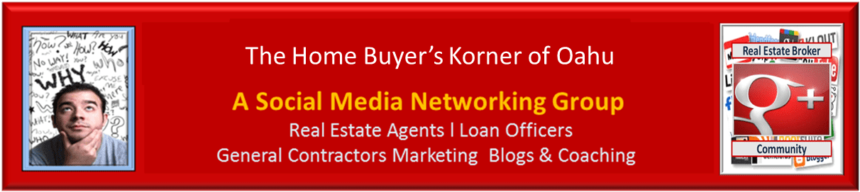 The Home Buyers Korner of Oahu Banner